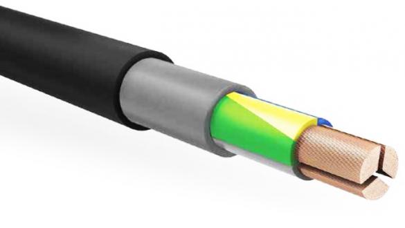 Кабель передачи электроэнергии частотой 50-400Гц и передачи данных частотой 1200Гц по ГОСТ IEC 600079-14-2013