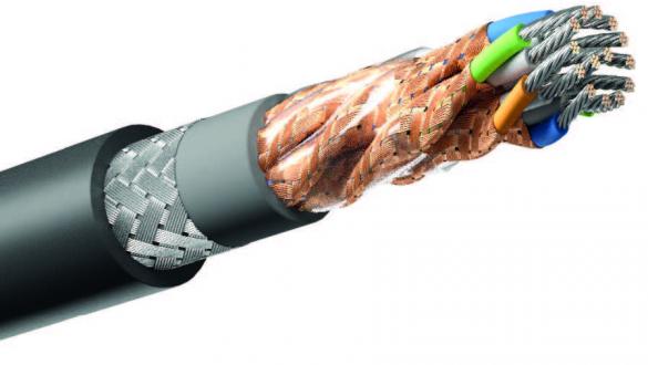 Кабель монтажный МКПсЭИКВ с изоляцией и оболочкой из самозатухающих полимерных материалов