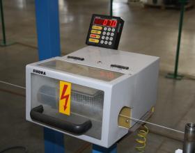Измерение погонной емкости провода при изготовлении кабелей производства НПП Интех